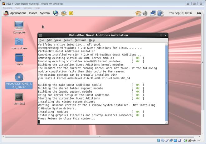 install virtualbox linux command line